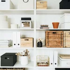 Organized Shelving Neatly Placed LLC