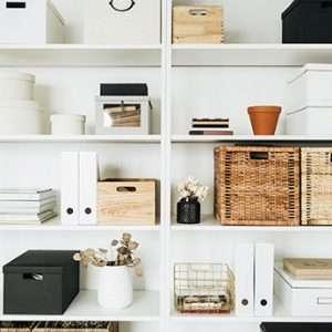 Organized Shelving Neatly Placed LLC