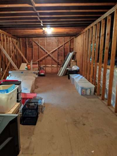 Basement After Neatly Placed LLC