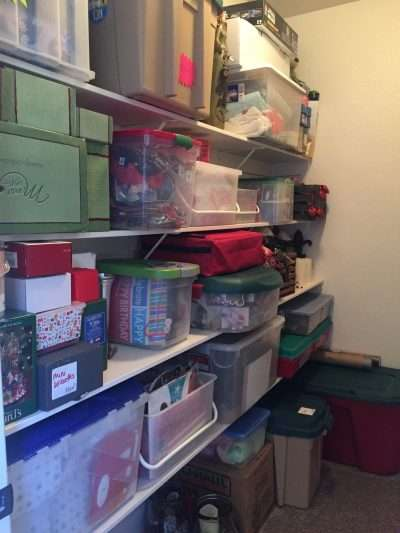 Storage Room After Neatly Placed LLC