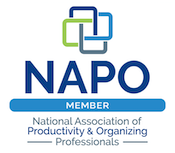 Member of National Association of Productivity & Organizing