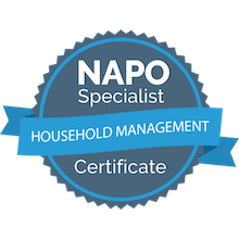 NAPO Specialist Household Management